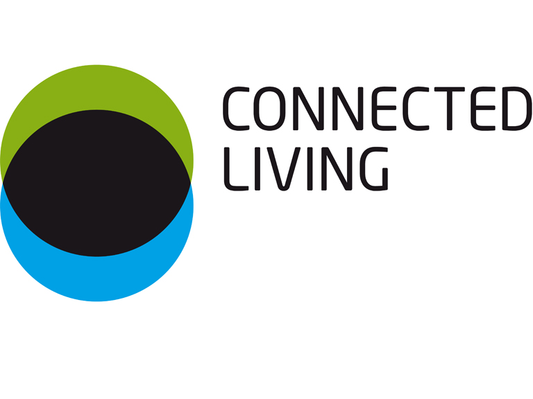 Logo Connected Living