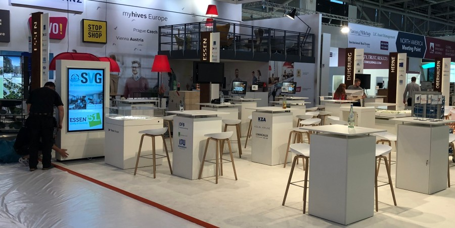Expo Stand leer